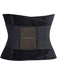 Charmian Women's Waist Trainer Belt - Body Shaper Belt For An Hourglass Shape
