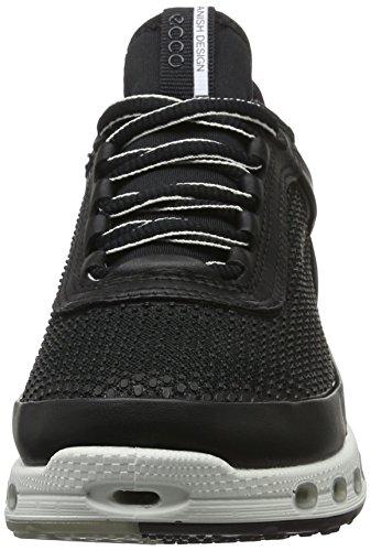 Ecco Damen Cool 2.0 Sneaker Schwarz (51052black/black)