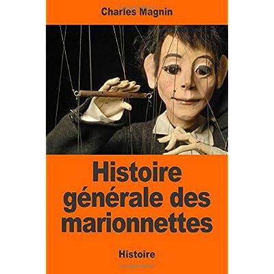 Histoire générale des marionnettes