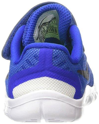 Nike performance free 5.0 chaussures de course enfants en bas âge Noir