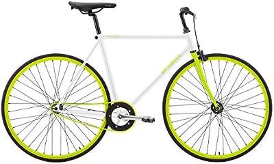 Sprint FIXED Bicicleta Fixie Cuadro de acero Ruedas de 28