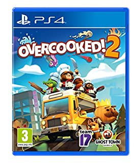 Overcooked! 2 (PS4) (B07DPR4B6Y)   Amazon Products
