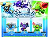 Cheapest Skylanders: Spyro's Adventure - Triple Character Pack (Lightning Rod, Cynder and Zook) on Xbox 360