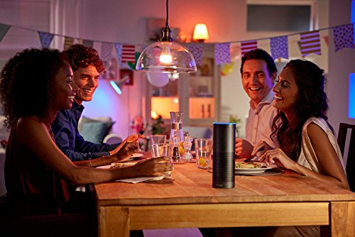 Philips Hue LED Lampe E27 Starter Set inklusive Bridge, 2. Generation, 3-er Set, dimmbar, 16 Mio Farben, app-gesteuert - 5