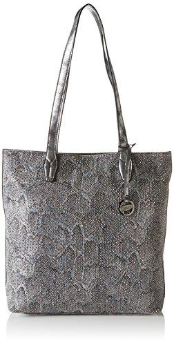 Gabor Ancona Womens Shoulder Bag Grigio grigio