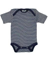 f2fc49c94a164 Cosilana Body pour bébé en Laine et Soie à Manches Courtes 70% Laine  mérinos Vierge