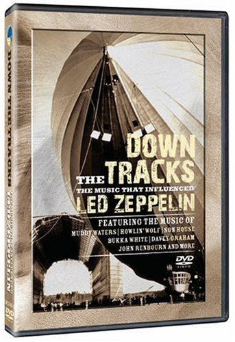 Preisvergleich Produktbild Down Tracks: Music That Influenced Led Zeppelin [DVD] [Region 1] [NTSC] [US Import]