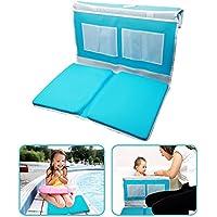 Seguridad Baño reclinatorio – bebé baño reclinatorio Pad y codo resto desmontable bañera comodidad Folded –