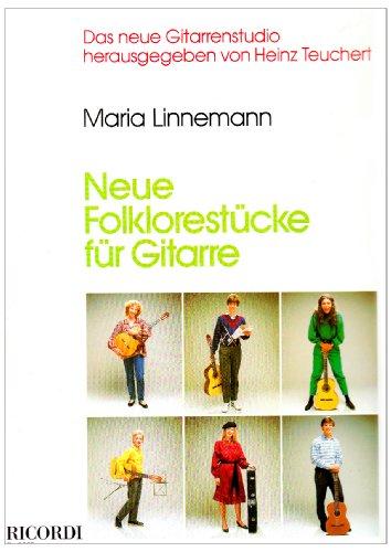 Neue Folklorestcke par From Ricordi Berlin