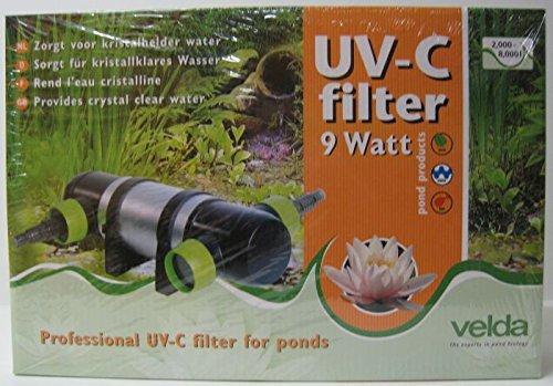 velda-126516-elektronischer-entferner-fur-grunalgen-im-teich-bis-3500-liter-uv-c-filter-9-watt