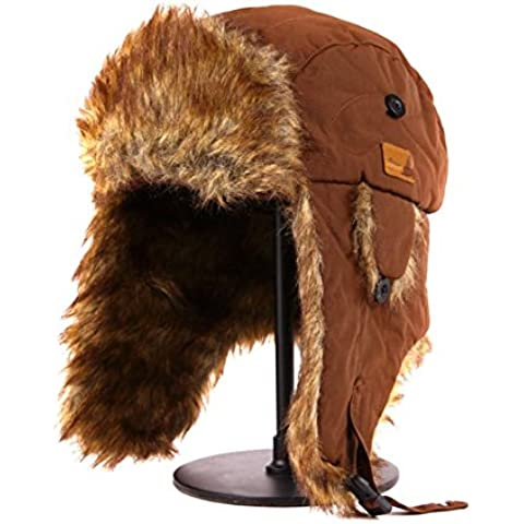 Ear Cappellino invernale autunno caldo ispessimento Cappello all