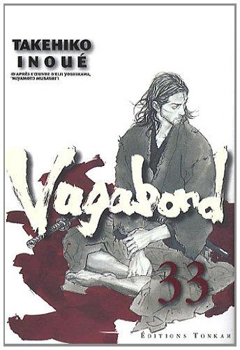Vagabond Vol.33 par INOUE Takehiko