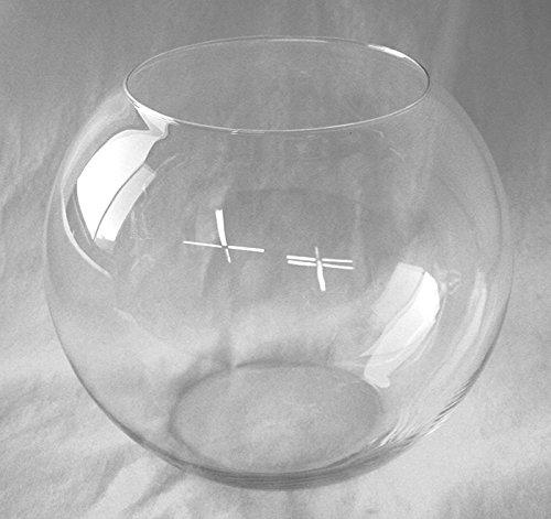 Bolo In Vetro Diametro 30 (Vaso Di Vetro Bicchiere)