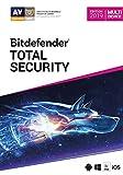 Bitdefender Total Security | Standard | 10 appareils| 2 Années | PC/Mac | Code d'activation - envoi par email...