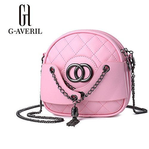 G-AVERIL, Borsa a mano uomo rosa Pink Pink
