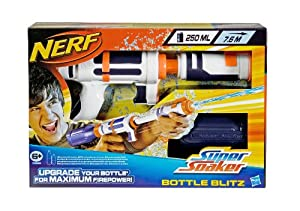 Hasbro - Nerf Super Soaker Bottle Blitz by AK SPORT