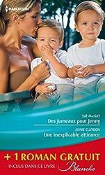 Des jumeaux pour Jenny - Une inexplicable attirance - Un médecin trop séduisant : (promotion) (Blanche)