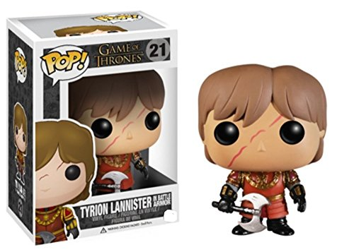 Funko POP! Tyrion in Battle Armour