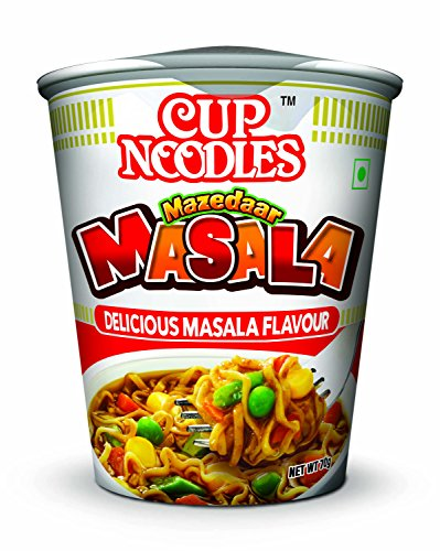 Cup Noodles Mazedaar Masala, 70g