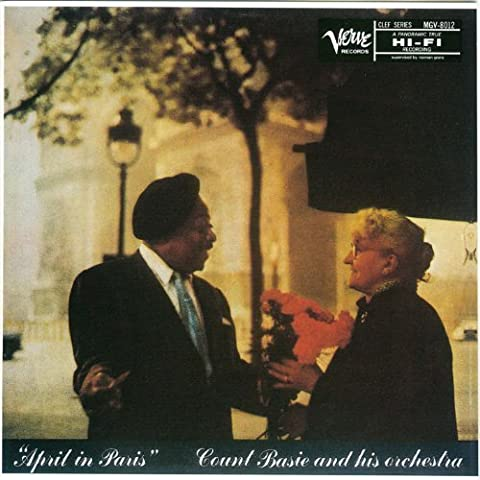 April in Paris by COUNT BASIE (2011-07-26)