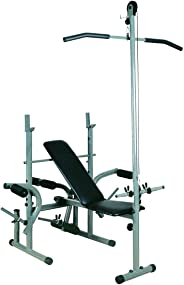 Marshall Fitness  Adult BXZ-W400DA Weight Bench, Multicoloured, None