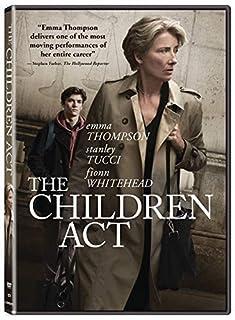 Dvd - Children Act [Edizione: Stati Uniti] (1 DVD)