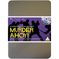 Murder Ahoy! 8 Player Murder Mystery Dinner Party Game