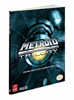 Metroid Prime Trilogy (Wii) - Prima Official Game Guide de Prima Games