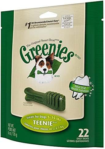 Greenies : Multipack D'os À Mâcher : Large 170g