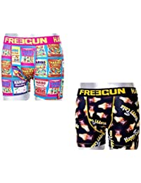 Lot 2 Boxers Freegun Collection Haribo