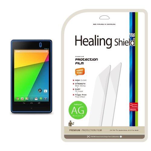 Healingshield Schutzfolie Displayschutz ASUS NEXUS 7 2nd Generation Anti-Glare, Anti-Fingerprint Type LCD Screen Protector -
