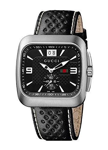Montre Homme GUCCI GUCCI COUPE BLACK DIAL YA131302