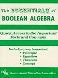 Boolean Algebra Essentials (Essentials Study Guides)