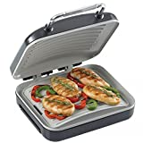 Hairy Bikers Ceramic Health Grill, 6 Kg, 1500 W