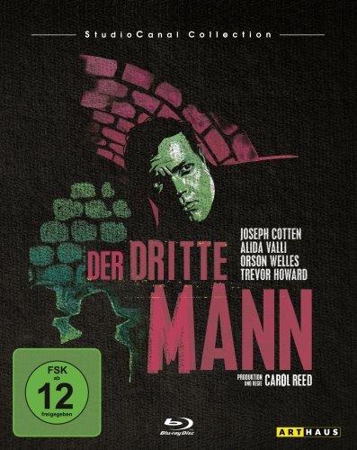 Bild von Der dritte Mann - StudioCanal Collection [Blu-ray]