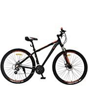 COSMIC CYCLES Crux 275 Inches All Alloy 21 Speed Cycle with