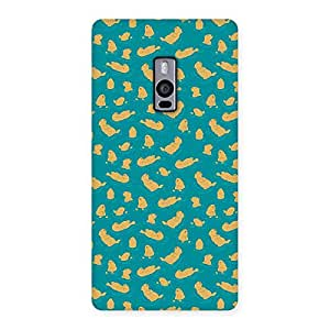 Neo World Lazy Bear Back Case Cover for OnePlus Two