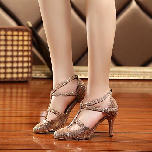 Miyoopark , Salle de bal femme Gold-8.5cm Heel
