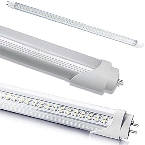 Tubes Led T8 120 - Tube LED SMD 120cm transparent T8 de