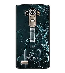 PrintDhaba Bottle D-4338 Back Case Cover for LG G4 (Multi-Coloured)