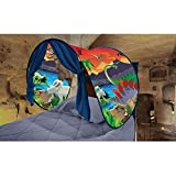 Fancyku Dream Tent Pop Up Bed Tent Playhouse Great Gifts for Children (Pattern 3)