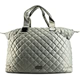 Steve Madden Quilted Weekender Donna Tessile - Steve Madden - amazon.it