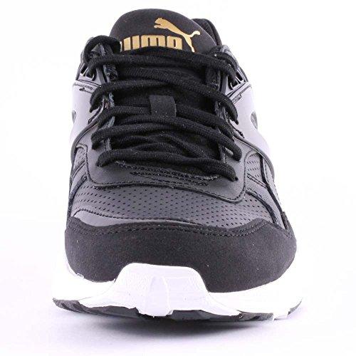 Puma R698 Trinomic 358291-02 Femmes Chaussures Black