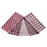 Set of 5 pcs Kitchen towel/Hand towel - 100% Cotton
