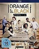 Orange is the New Black - Staffel 1-4 [Blu-ray]