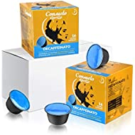 Consuelo Dolce Gusto* compatible Capsules - Decaffeinated, 32 coffee capsules (16x2)