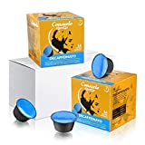 Dolce Gusto* kompatible Kapseln Consuelo – Koffeinfrei, 32 Kapseln (16x2)