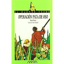 Operacion pata de oso (Duende Verde)