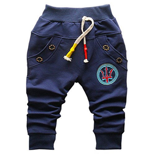 DIIMUU-Pantaloni-ragazzo-Navy-blue-2-Anni