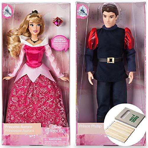 Aurora und Prinz Phillip Klassische Puppensammlung von Disney (Phillip / ()